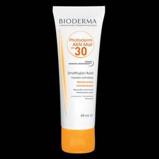 BIODERMA Photoderm AKN Mat SPF30 40 ml