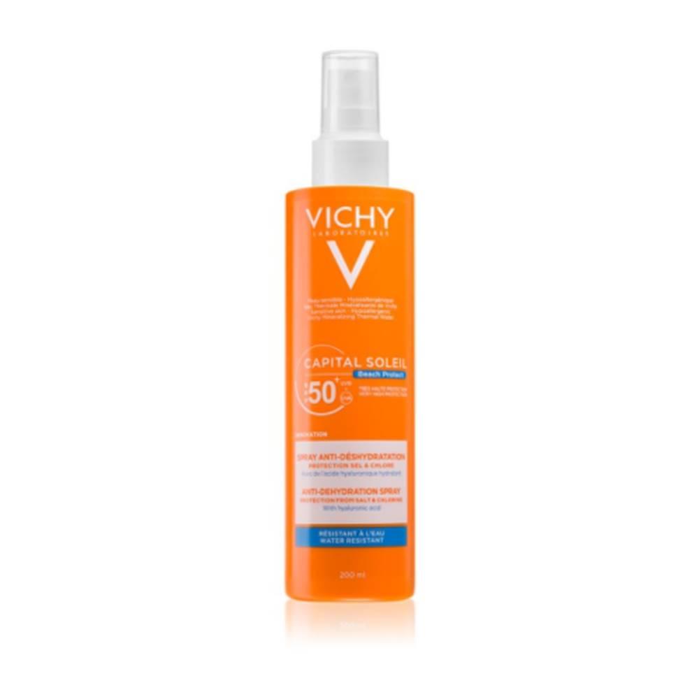 Vichy VICHY Capital soleil beach protect spray SPF 50+ 200 ml