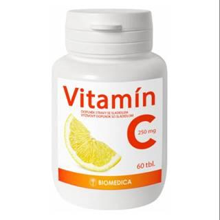 BIOMEDICA Vitamin C 250 mg 60 tabliet