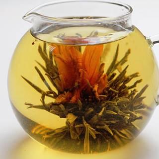 KVITNÚCA ĽALIA, kvitnúci čaj, 10g