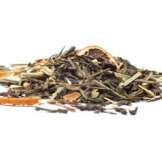 MAGICKÝ ZÁZVOR S CITRÓNOM - zelený čaj, 10g