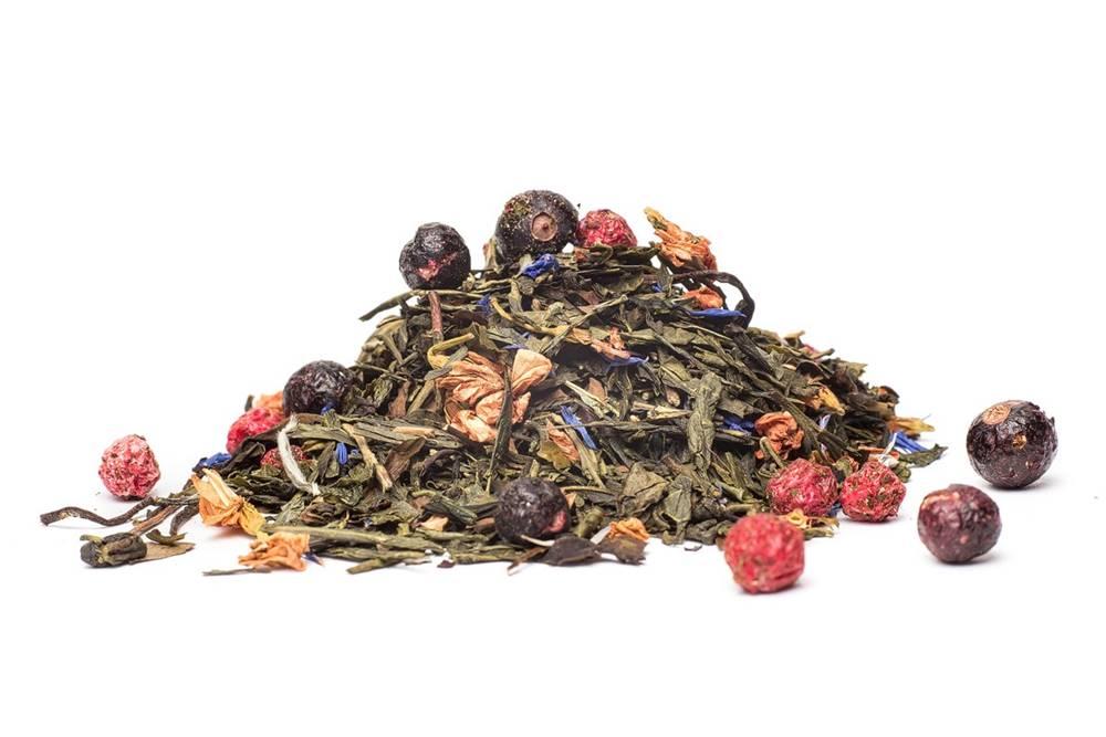 Manu tea ELIXÍR VEČNÉHO ŽIVOTA - zelený čaj, 10g