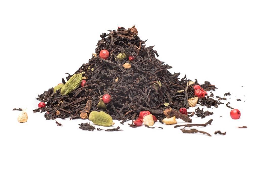 Manu tea POWER TEA (ČAJ PRE ZÍSKANIE ENERGIE) - čierny čaj, 10g