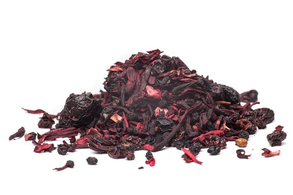 Manu tea VIŠŇOVÉ POKUŠENIE - ovocný čaj, 10g