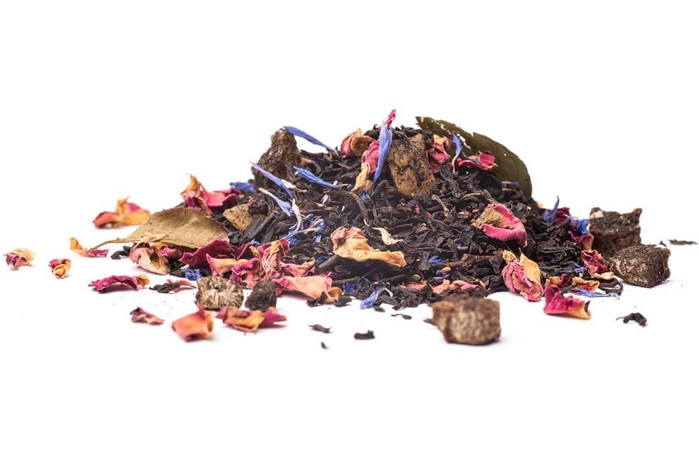 VOŇAVÁ ZÁHRADA - čierny čaj...