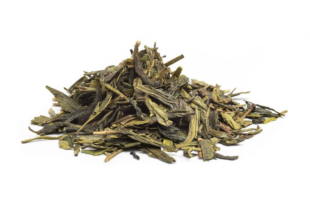 Manu tea BIO LONG JING XI HU - zelený čaj, 10g