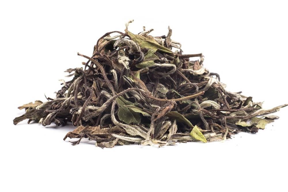 Manu tea FUJIAN WHITE PEONY - biely čaj, 10g