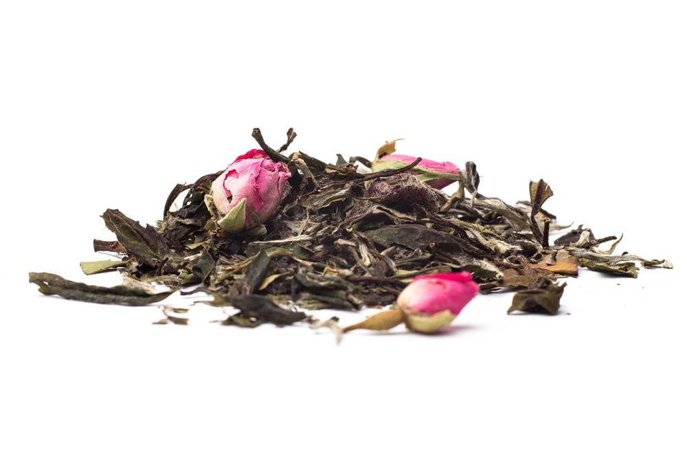 Manu tea JEMNÁ ČEREŠŇA - biely čaj, 10g