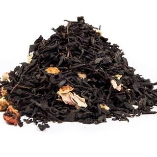JAHODOVÝ CHEESECAKE BIO - čierny čaj, 10g
