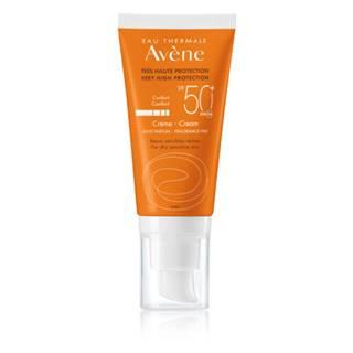 AVENE Krém SPF 50+ bez parfumácie pre citlivú pleť 50 ml