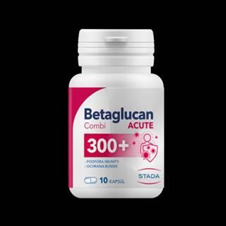 BETAGLUKÁN Combi 300+ acute 10 kapsúl
