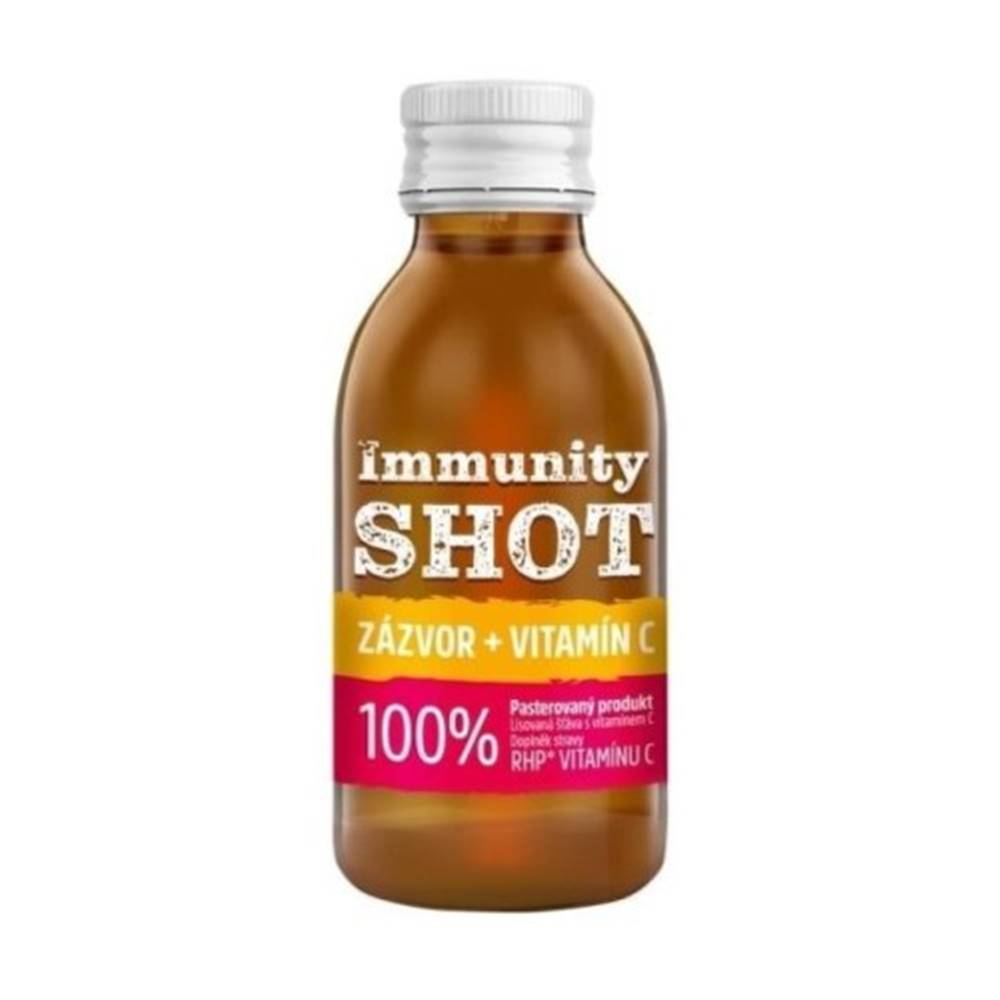Leros LEROS Immunity shor zázvor + vitamín C 150 ml