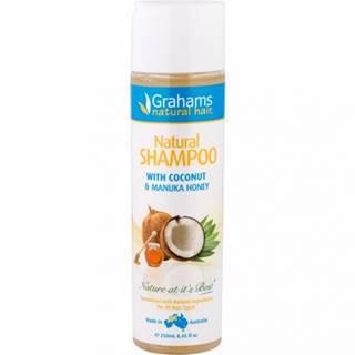 Grahams Natural Shampoo 250ml