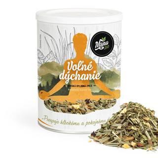 VOĽNÉ DÝCHANIE - bylinný čaj 160g