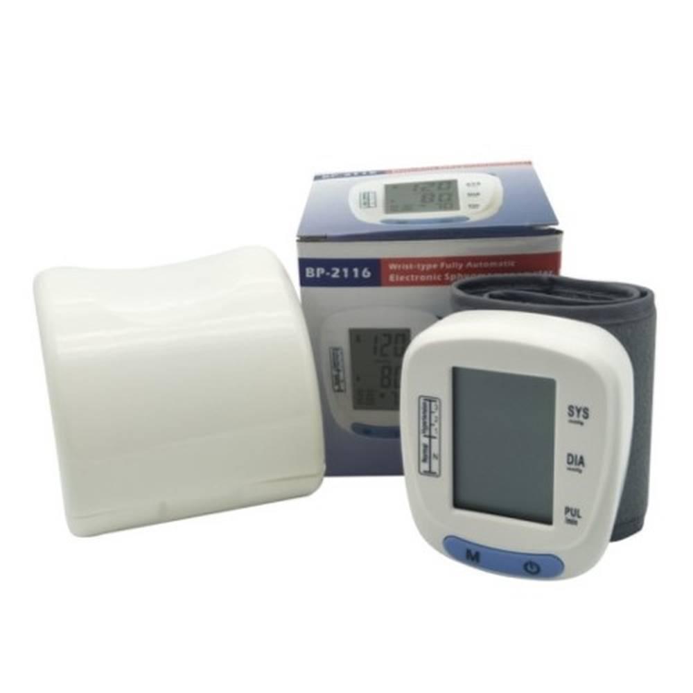 Depan DEPAN Digitálny tlakomer model 01003041 automatický na zápästie 1 kus