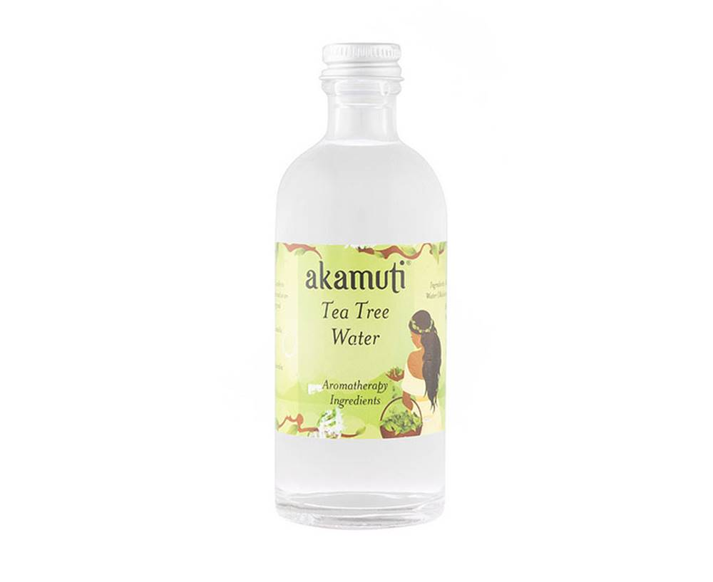 Akamuti Akamuti Tea Tree kvetinová voda 100 ml