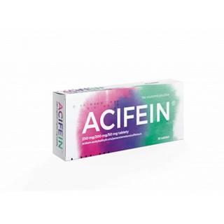 ACIFEIN 10 tbl