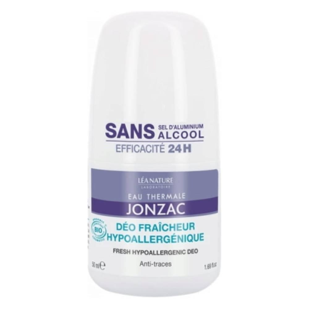 Jonzac JONZAC Rehydrate hypoalergénny deodorant Bio 50 ml