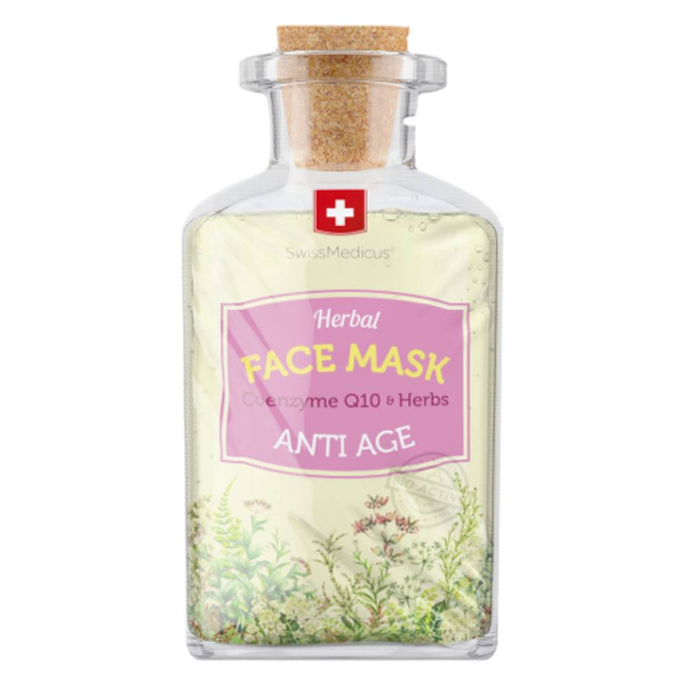 SWISS MEDICUS SWISS MEDICUS Herbal face mask anti age 17 ml