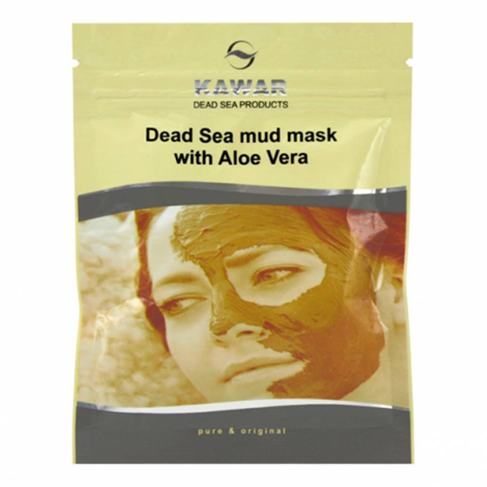 KAWAR Kawar Pleťová maska s aloe vera 75 ml