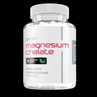 ZEREX Magnézium chelát s vitamínom B6 90 tabliet