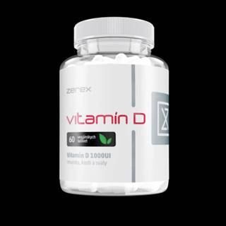 ZEREX Vitamín D 2000 IU 60 tabliet