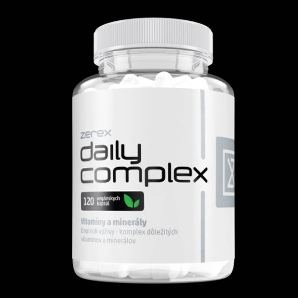 Zerex ZEREX Daily complex 120 kapsúl
