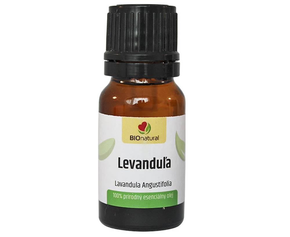Bionatural Bionatural Levanduľa, éterický olej 10 ml
