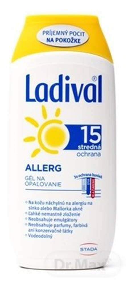 Ladival Ladival ALLERG SPF 15 gél