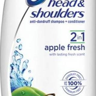 Head&shoulders  šampón 2v1 apple
