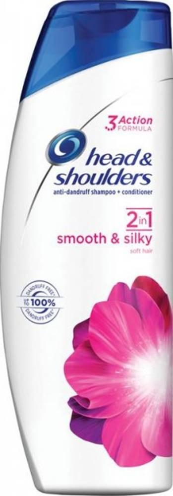Head&Shoulders Head&shoulders  šampón 2v1 smooth&silky