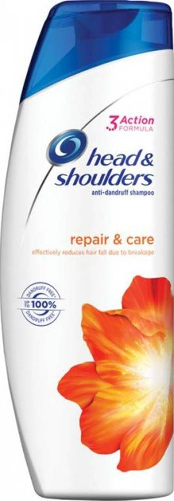 Head&Shoulders Head&Shoulders šampón for her Anti Fall