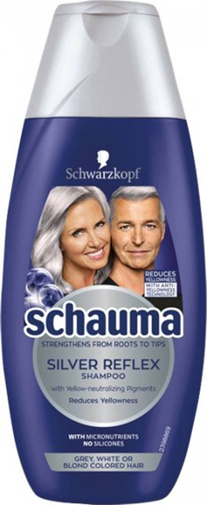 Schauma Schauma šampón Silver reflex