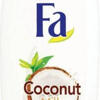 FA sprchový gél Coconut Milk