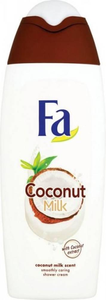 Fa Fa Sprchový gél coconut milk