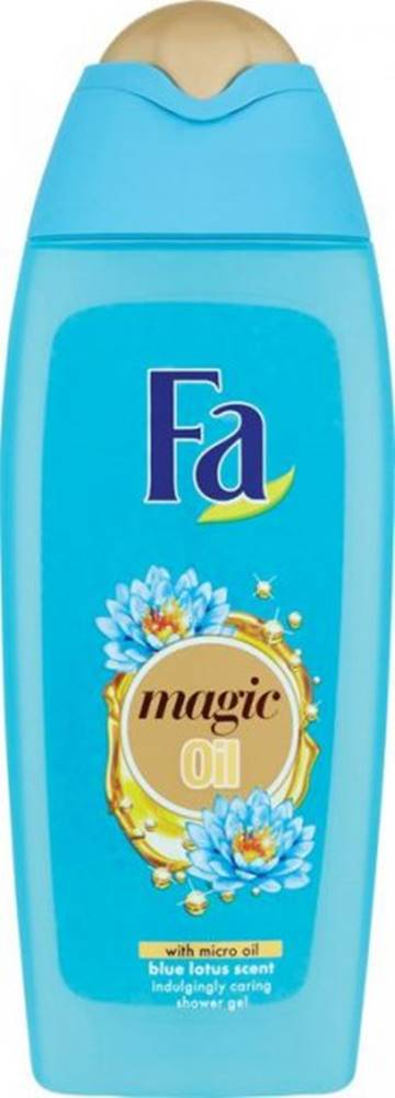 Fa Fa Sprchový gél magic oil blue lotus