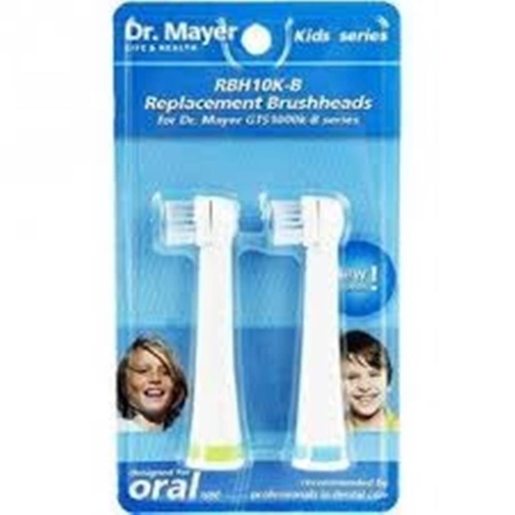 Dr. Mayer Náhradné čistiace hlavy rbh10k-p