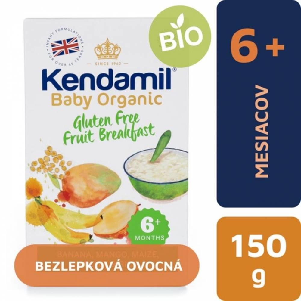 Kendamil Kendamil Organic, bio bezglut. kaša ovocné raňajky