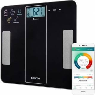 Sencor Sbs 8000bk - osobná váha