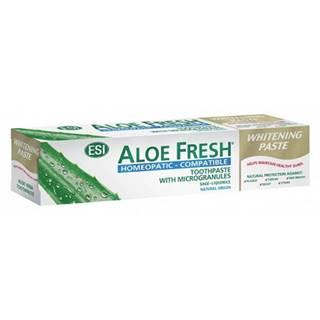 ESI zubná pasta AloeFresh Homeopatic 100ml