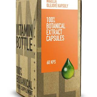 Vitamin Bottle NIGELLA 60 kaps