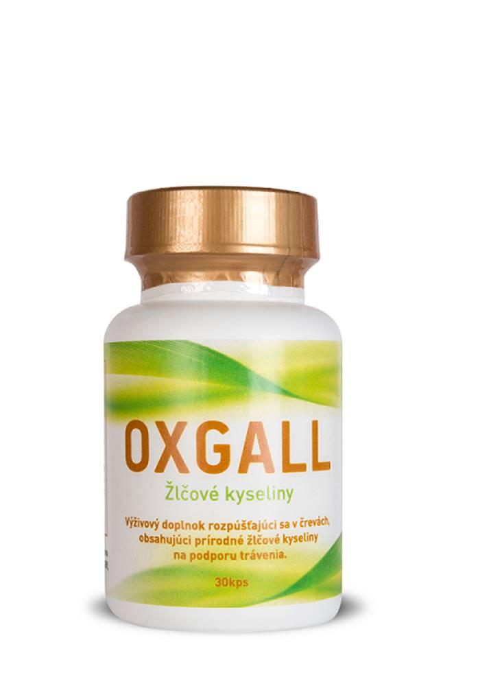 Elax OXGALL žlčové kyseliny 30 kps