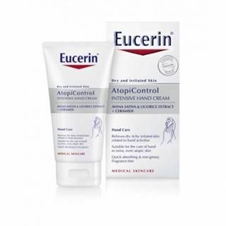 Eucerin AtopiControl Krém na ruky 75ml