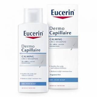 Eucerin DermoCapillaire Šampón na vlasy 5% UREA pre suchú pokožku