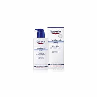 Eucerin UreaRepair PLUS Telové mlieko 5% Urea 400ml