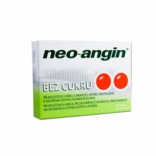 Neo-Angin pastilky 24 past