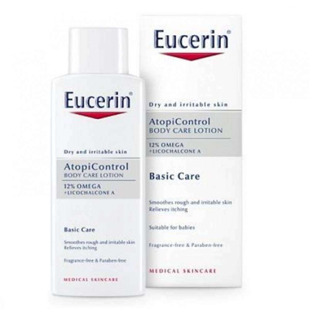 Eucerin AtopiControl telové mlieko 250ml