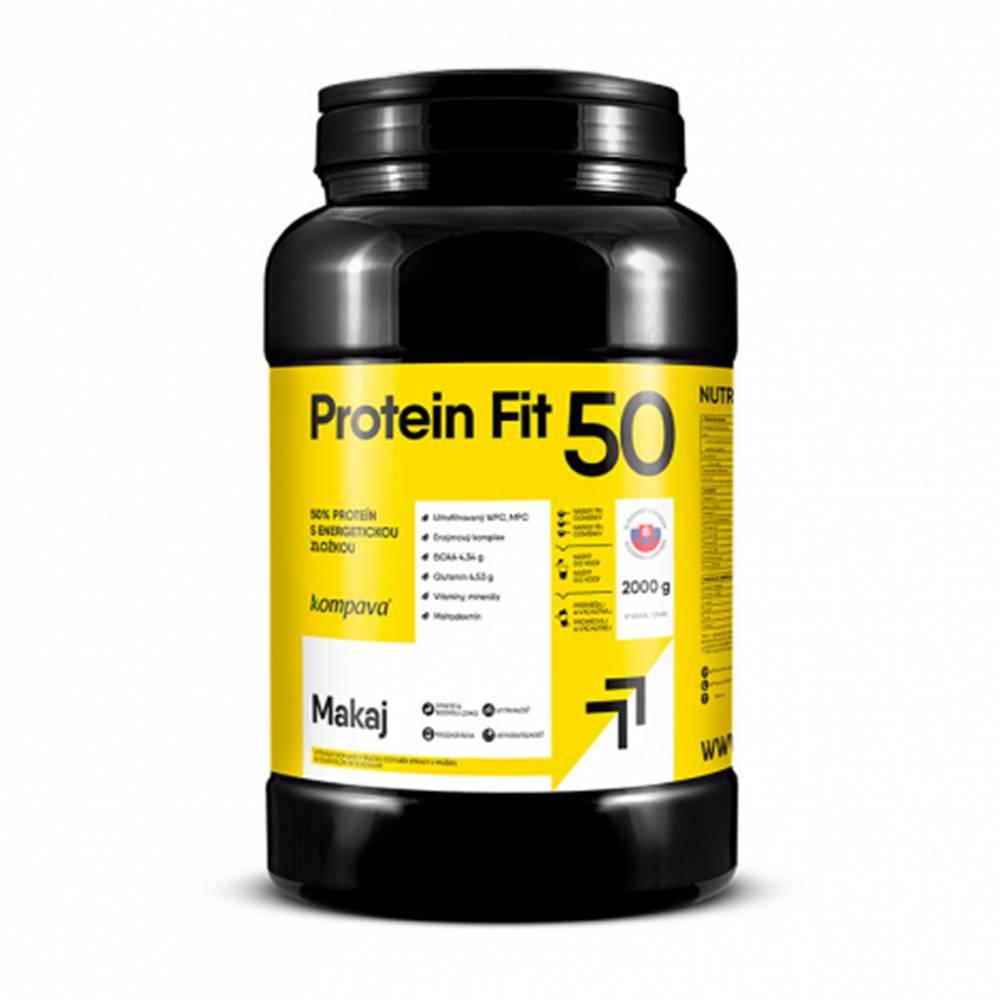 KOMPAVA ProteinFit 50 banán 57 dávok