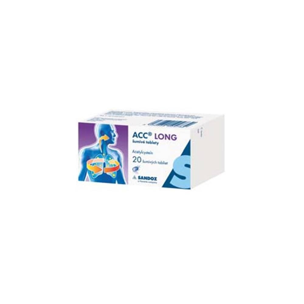 ACC long šumivé tablety 20 tbl