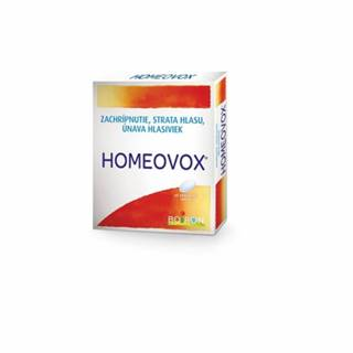 Boiron Homeovox 60 tabliet